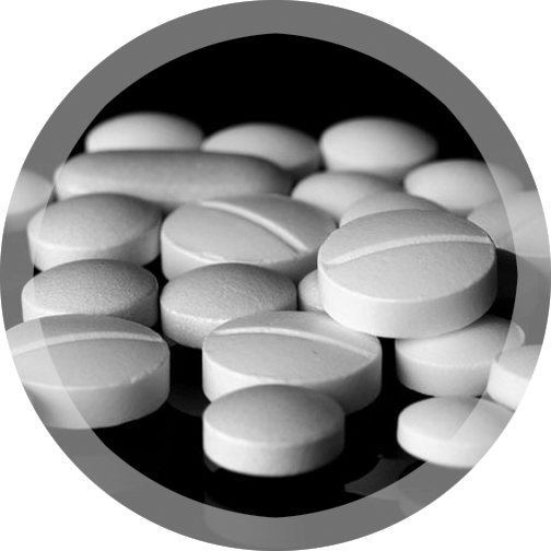 Opiods in ring box